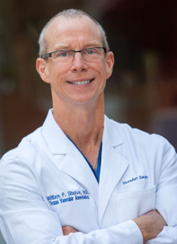 William P. Shutze, MD, FACS - 2019 President, TSVES