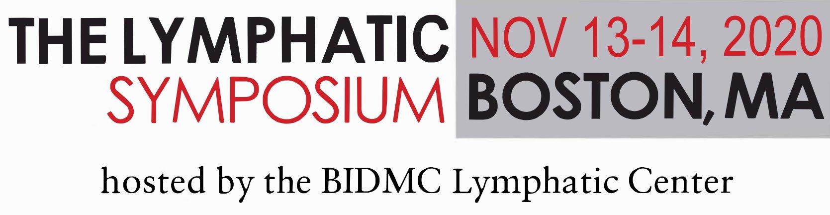 2020 Lymphatic Symposium header